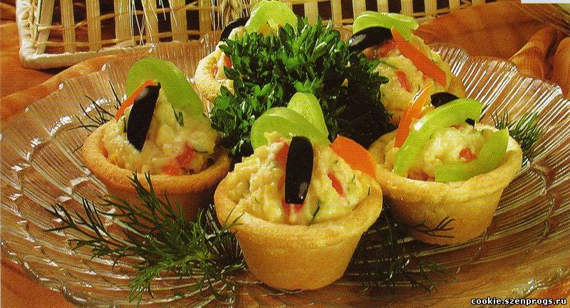 Рецепт простого салата цезарь