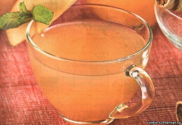 Яблочный кисель рецепт с фото
