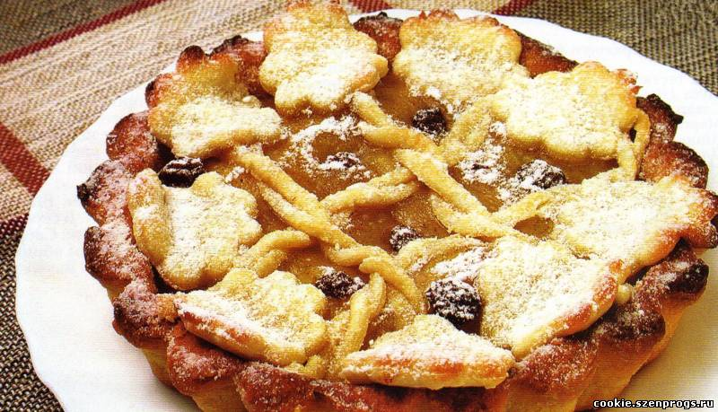 Рецепты пирога