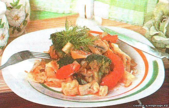 Салат ералаш с курицей рецепт с фото пошагово в