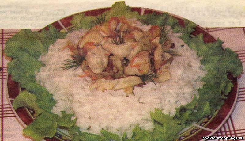 азу из курицы рецепт с фото